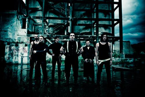 Rammstein Band Foto