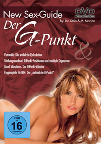 New Sex-Guide - Der G-Punkt DVD Cover
