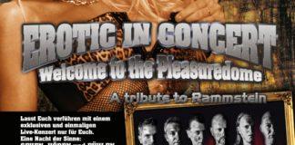 Erotic in Concert plakat