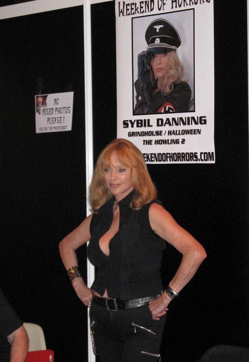 Sybil Danning beim 5. WOH (GAN)
