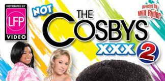 Not the Cosbys XXX 2 DVD Cover