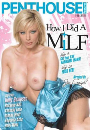 How I did a Milf DVD Cover