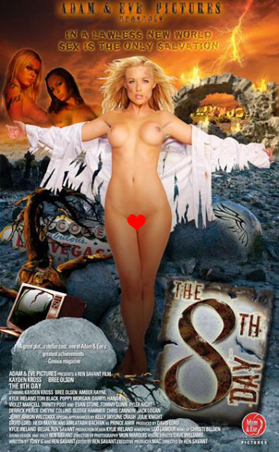 The 8th Day DVD Cover