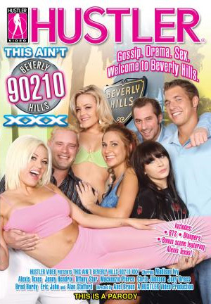 This Ain't Beverly Hills 90210 XXX DVD Cover