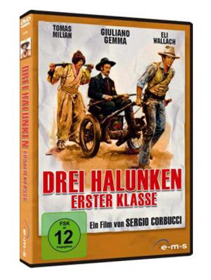 Drei Halunken erster Klasse DVD