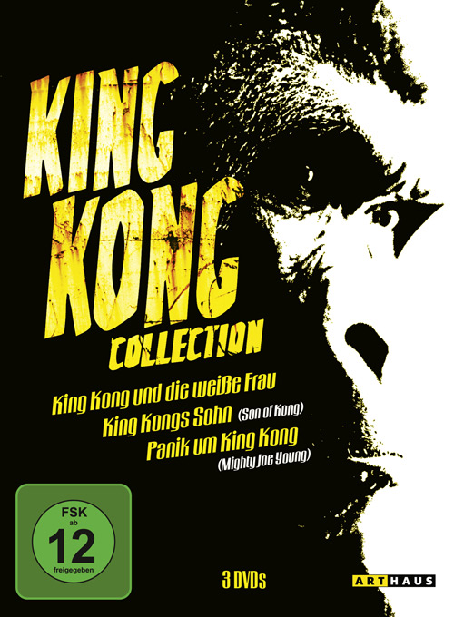 King Kong Collection - Arthaus / Kinowelt