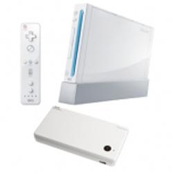 Nintendo Wii und Nintendo DS