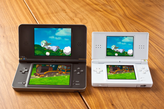 Nintendo DSi XL und DS im Vergleich