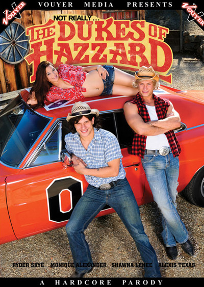 The Dukes Of Hazzard DVD Cover