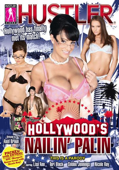 Hollywood's Nailin' Palin' DVD Cover