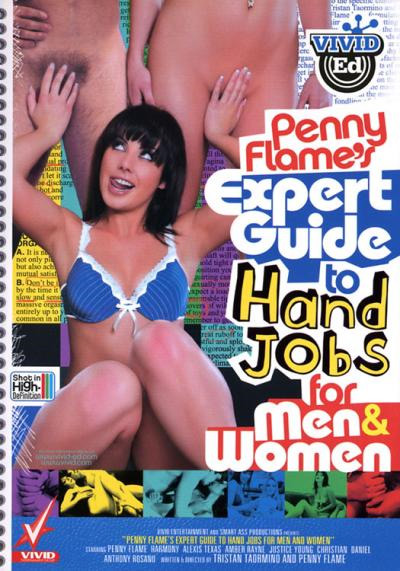 Penny Flames Expert Guide to Hand Jobs for Men and Women DVD Cover