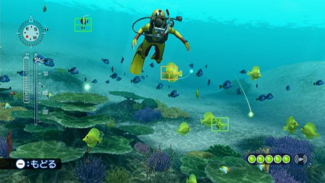 Endless Ocean 2 Screenshot - Nintendo