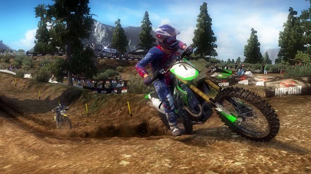 MX vs ATV Reflex PS3 Screenshot von THQ