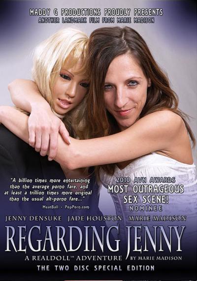 Regarding Jenny DVD Cover