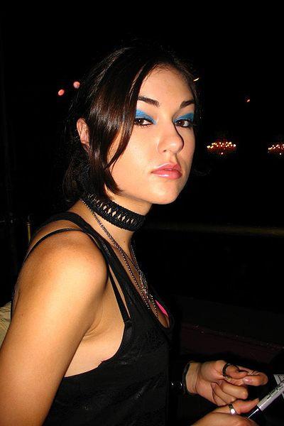 Sasha Grey Bild