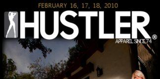 Hustler Apparel Magic Fashion Show Flyer