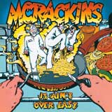 McRackins – It ain't over easy CD Reviews