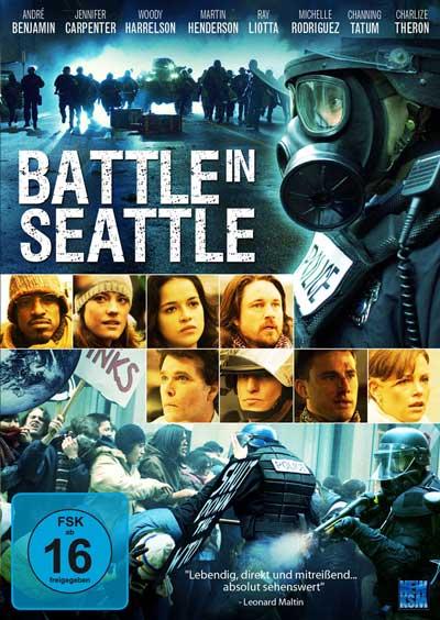 Battle in seattle dvd Cover