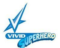 Vivid Superhero