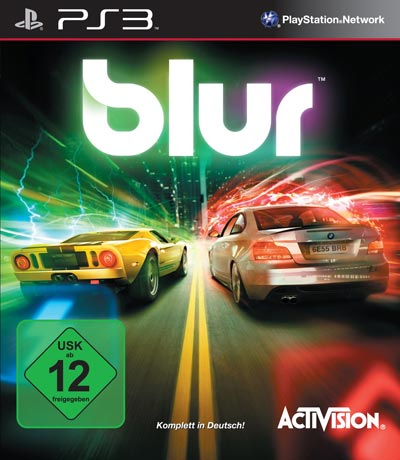 Blur packshot ps3