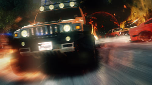 Blur Screenshot Bild 2
