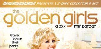 The Golden Girls: A XXX Milf Parody DVD Cover