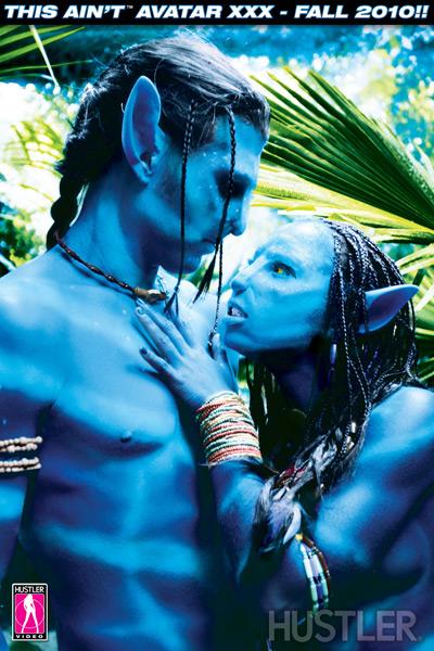 Avatar XXX 3D Bild