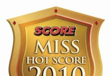 Miss Hot Score Wahl 2010 Bild