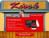 Vodafone Internet Test