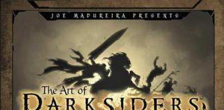 Darksiders Artbook Bild