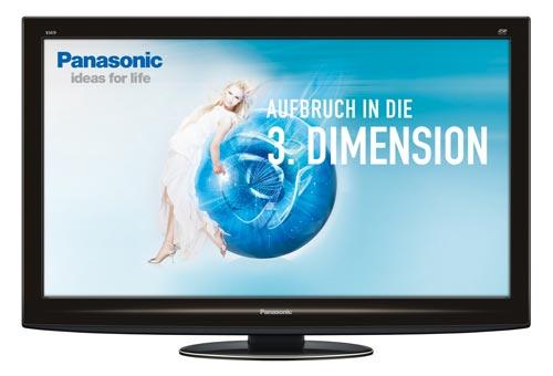 Panasonic TX-P42GT20 Bild