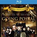 Terry Prachett u201eGoing Postalu201c DVD Blu-ray