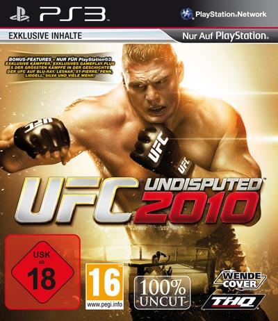 UFC Undisputed 2010 Bild