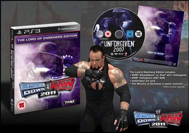 WWE SmackDown vs. Raw 2011: The Lord of Darkness Edition Bild