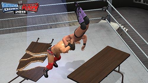Smackdown vs Raw 2011 Screenshot 1 Bild