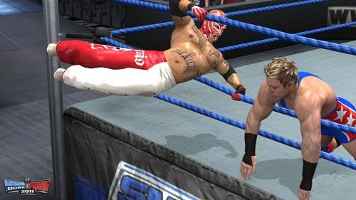 Smackdown vs Raw 2011 Screenshot 4 Bild
