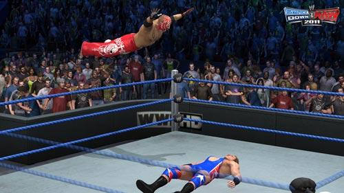 Smackdown vs Raw 2011 Screenshot 5 Bild