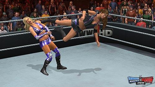 Smackdown vs Raw 2011 Screenshot 6 Bild