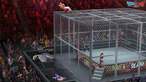 Smackdown vs Raw 2011 Screenshot 8 Bild