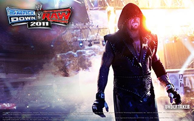WWE SVR 2011 Undertaker
