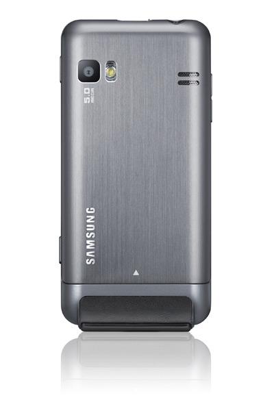 Samsung Wave 723 Back Bild