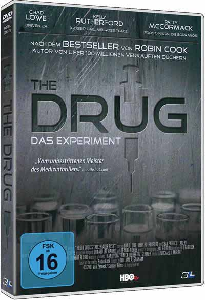 The Drug – Das Experiment DVD