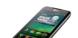LG P990 Optimus Speed Smartphone Handy