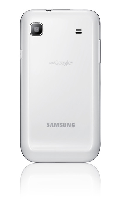 Samsung Galaxy S I9000 weiss