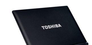 Toshiba Mini NB520 Bild