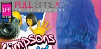 Simpsons XXX Parody Cover