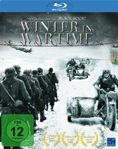 Winter in Wartime Blu-ray Cover