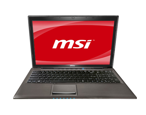 MSI GE620 Bild