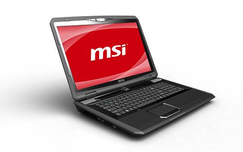 MSI GT780 Bild