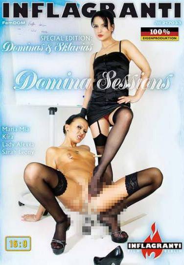 Domina-Sessions – Special Edition: Dominas und Sklavias DVD Cover